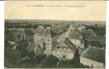 CPA DANNEMARIE 68 Vue Prise Du Clocher Direction Gommersdorf - Dannemarie