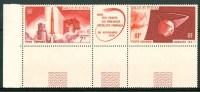 1966 Wallis E Futuna Spazio Space Espace Set MNH** P 87- - Poste Aérienne