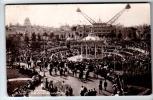 Japan-British Exhibition - Elite Gardens - Real Photo Postcard 1910 - Exhibitions