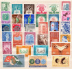 Pakistan MLH Collection 1956-1968, 59 Stamps In Complete Sets And Singles - Pakistan