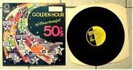 LP  Golden Hour  - Of Those Tuneful 50's  -  Von Golden Hour  -  GH 544 - Von Ca.1975 - Vinyl-Schallplatten