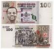Swaziland P-New 2010 (2011) 100 Emalangeni (Gem UNC) - Swaziland