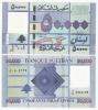 Lebanon P-New 2011 50000 50,000 Livres (Gem UNC) - Liban