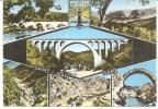 R : Gard :  SAINT  JEAN  Du  GARD  :  Vues    ( Pont ) - Saint-Jean-du-Gard