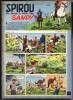 """SPIROU N° 1083 - Année 1959 - Couverture  """" SANDY """" De Lambil  - 25  % Cote BDM. - Spirou Magazine"""