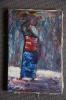 Peinture à L'huile Sur Toile « Femme Africaine - Art Africain