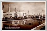 Empire Exhibition - Ireland & Australia Pavilions - Real Photo Postcard 1938 - Exhibitions