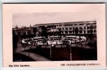 Franco-British Exhibition - The Elite Gardens - Real Photo Postcard 1908 - Exhibitions