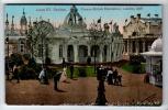 Franco-British Exhibition - Louis XV Pavilion - Postcard 1908 - Exhibitions