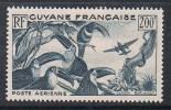 GUYANE AERIEN N°37 N* - Guyane Française (1886-1949)