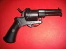 Revolver A Broche Cal.8mm - Armas De Colección