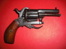 Revolver A Broche Cal.7mm - Armas De Colección