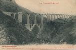 FONTPÉDROUSE - Pont Séjourné Construit Pour La Nouvelle Ligne De Perpignan à Montlouis - France