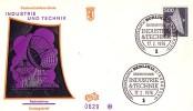 Berlin Brief EF Minr.507 SST Berlin 17.2.76 FDC - Berlin (West)