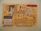 Buvard   Du Batiment Et Des Travaux Publics(comité Central De Coordination De L´apprentissage) Reims - Buvards, Protège-cahiers Illustrés