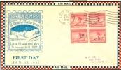 USA FDC 25-1-1932 - Winter 1932: Lake Placid