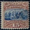 # United States   118, Used,  SCV$ 750.00  (us118-2 - Used Stamps