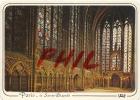 Paris - Intérieur De La Sainte Chapelle - Ref 1107-273 - Churches