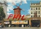 Paris - Le Moulin Rouge - Ref 1107-309 - France