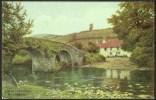 """Lorna Doone Farm, Malmsmead"", C1960. - England"