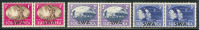 SWA 1945 MNH Stamps Victory Pairs 246-251 - Namibië