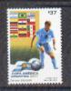 Uruguay 2011 Copa America En Argentina: Jugador Y Bandera De Los Países Participantes. - Uruguay
