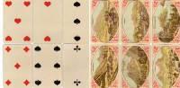 6 Cartes A Jouer  Avec Paysages Suisses - Luzern, Andermatt, Berne, Schwyz, Maloja....(28066) - Jeux De Société