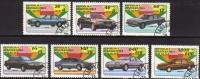 Malagasy - BMW-Toyota-Cadillac-Volvo -Mercedes-Ford-Honda  - 7v Set - Coches