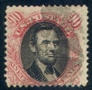 # United States   122, Used,Rare , Sound  (us122-4   [AIVV - Used Stamps