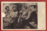 B260 Rubens Dianas Heimkehr Von Der Jagd,Diane De Retour De La Chasse.Cachet Dresden 1921.Attention:Défaut à Gauche,scan - Museum