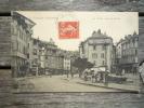 Carte Postale Tulle Oblitération Convoyeur Mauriac à Eygurande Sur Semeuse - Marcofilie (Brieven)
