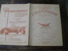 1920  FLENSBOURG ; DIXMUDE ; Jardins D'autrefois à NICE ; Le Voilier Français(3 Mats) Monte-Grande Broyé Par La Tempête - Zeitungen