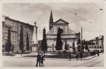 Firenze - Piazza E Chiesa Di S. Maria Novella. Postally Used, 1934. - Firenze (Florence)