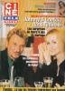 Ciné Télé Revue Mars 2000 Johnny Hallyday Jacques Garcia Helene Segara Roger Vadim Carole Lombard - People