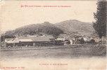 Cpa-Le Thillot-La Gare Et Le Bois De Chaillon - Le Thillot