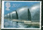 Great Britain 1983 20 1/2p Thames Flood Barrier Issue #1020 - 1952-.... (Elizabeth II)