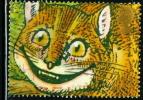 Great Britain 1990 20p Cheshire Cat Issue #1307 - 1952-.... (Elizabeth II)