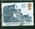 Great Britain 1992 2 Pound Castle Issue #1447 - 1952-.... (Elizabeth II)