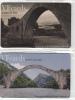 GREECE - Old Bridges, Set Of 2 VF Promotion Prepaid Cards, Tirage 50, Mint - Greece