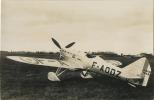 Jachtvliegtuig Dewoitine  D 5100  Van De Fransche Luchtmacht - Aviation