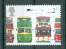 Great Britain 2001 1st Buses Issue #1975 - 1952-.... (Elizabeth II)