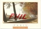 Paris - La Tour Eiffel Et Les Bords De Seine - Ref 1108-371 - Tour Eiffel