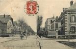 Corbeil : Avenue Du Président Carnot, Un Attelage. 2 Scans. Edition ND - Corbeil Essonnes