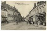 FRUGES  - Rue De L'Eglise Et Grand' Place . - Fruges