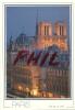 Paris - La Conciergerie Et Les Tours De  Notre-Dame, Ref 1108-470 - Paris La Nuit