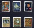 1960 Portugal ++ Infant Dom Henrique Aviz,  Yv. 873 / 878**, Cote 40 €, - Unused Stamps