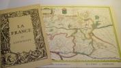 La France 20  - Lionnois ( Reproduction D´une Carte Ancienne En Couleur ) - Geographical Maps