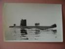 CPSM  SOUS MARIN EURYDICE - Sous-marins
