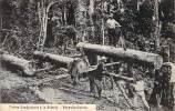 Papouasie-Nouvelle-Guiné E  - Frères Coadjuteurs à La Scierie (Mission) - Papouasie-Nouvelle-Guinée