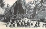 Papouasie-Nouvelle-Guiné E  - Mekeo - Préparation De Danse (mission) - Papouasie-Nouvelle-Guinée